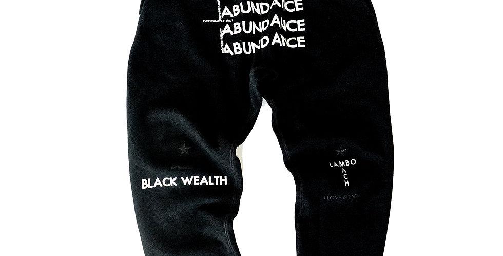ABUNDANCE SWEAT PANTS