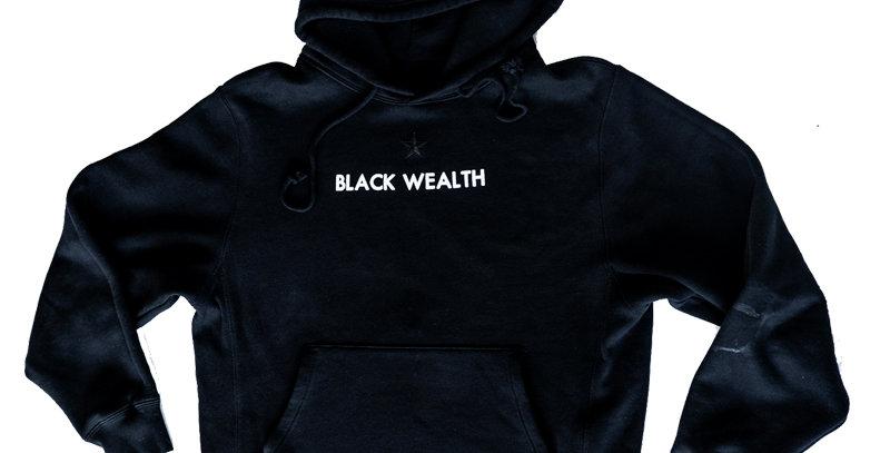 'BLACK WEALTH' HOODIE