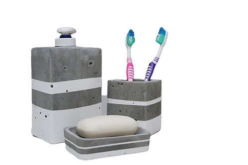 Concrete Washroom Accessories