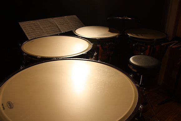 Creative Contest Solos for Timpani