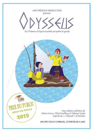 Odysseus ou l'histoire d'Ulysse racontée aux petits et grands