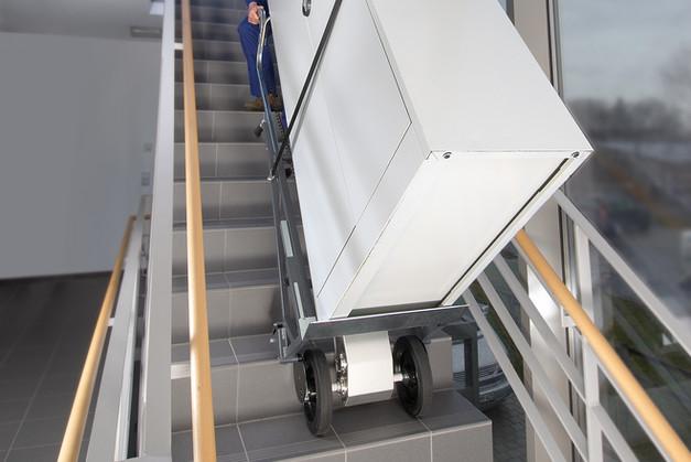 Diable monte escalier
