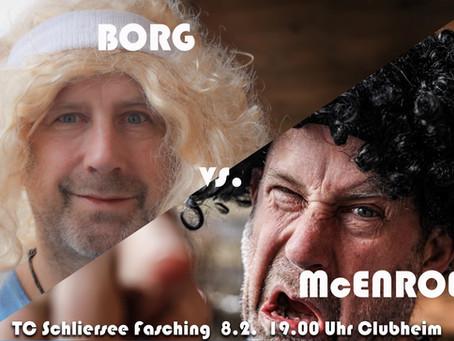 TC Schliersee Fasching am 08. Februar