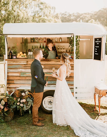 mobile bar hire melbourne for weddings
