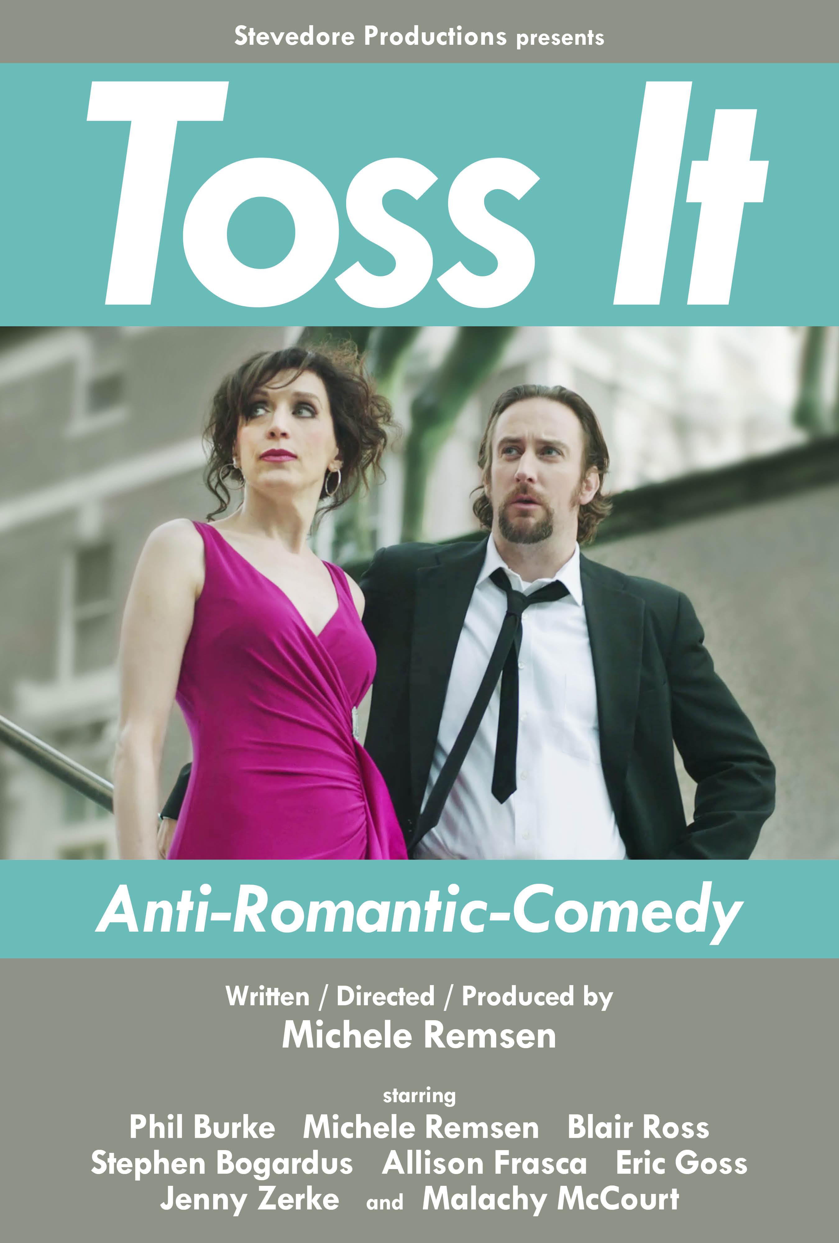 TOSS IT_poster
