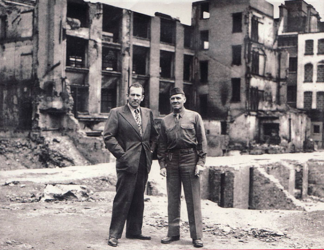 Steinbeck in Italy WWII