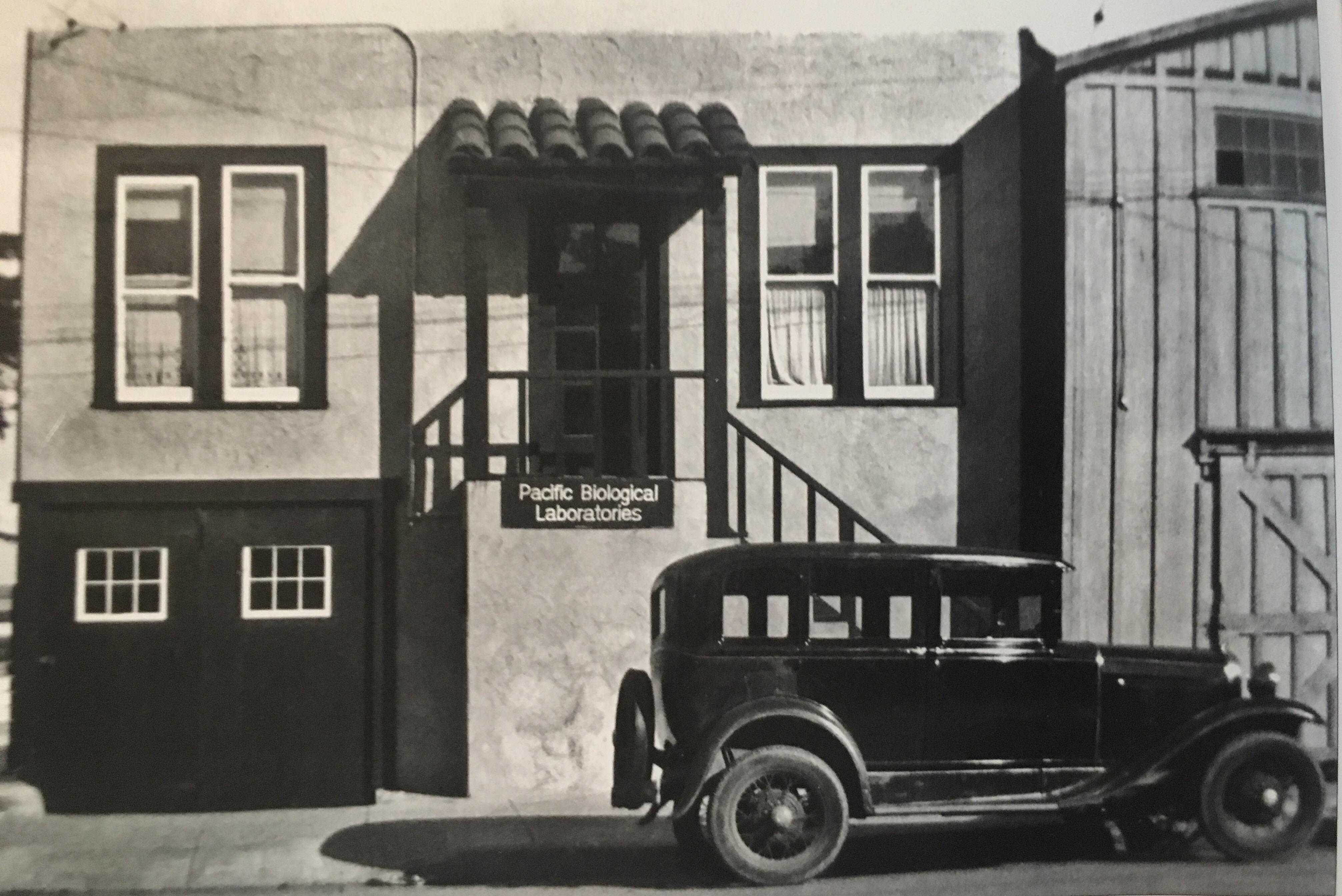 Ed's Lab 1928