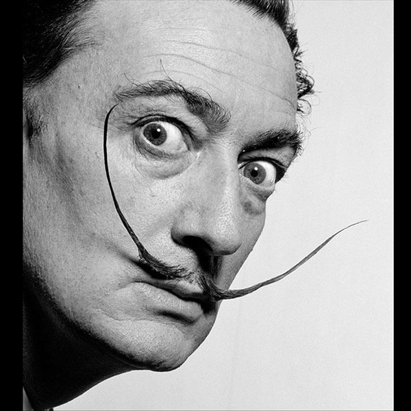SALVADOR DALI (click for more)