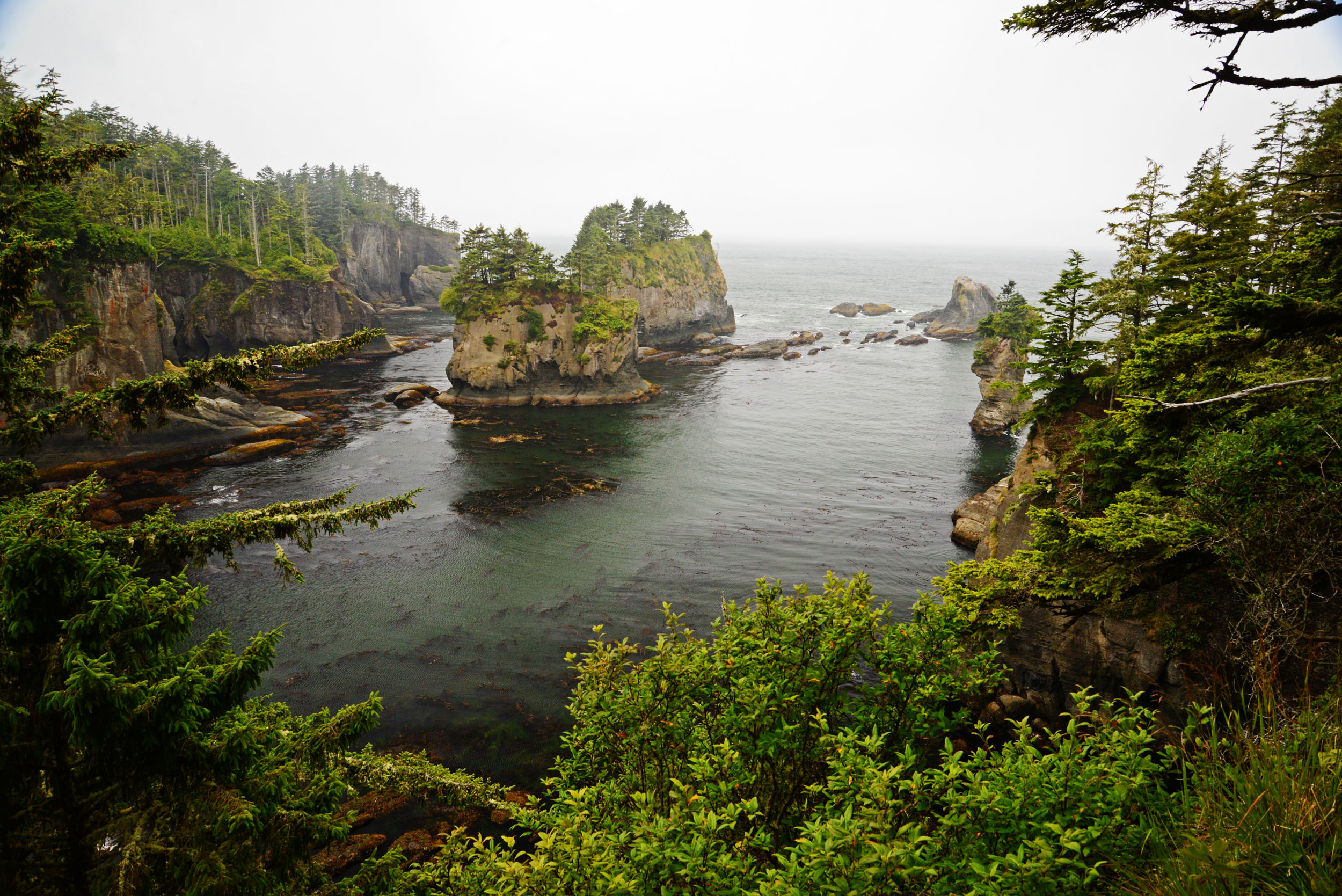 Cape Flattery Bay Washington