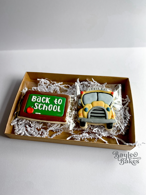 Back to School: Set of 2