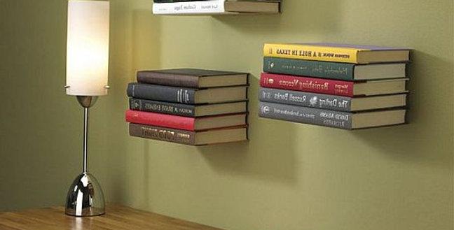 Giá sách sáng tạo – Kệ sách sáng tạo