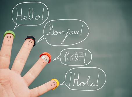 Ngôn ngữ là giao tiếp