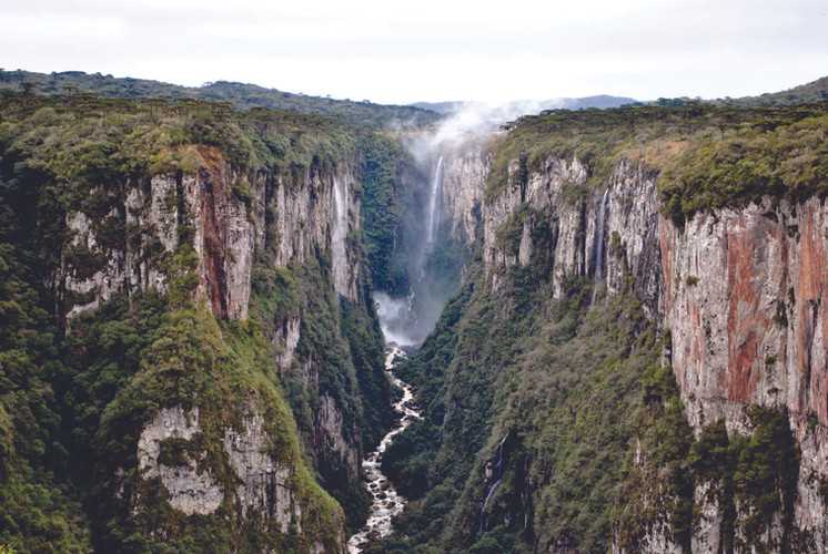 Passeio Canyon Itaimbézinho