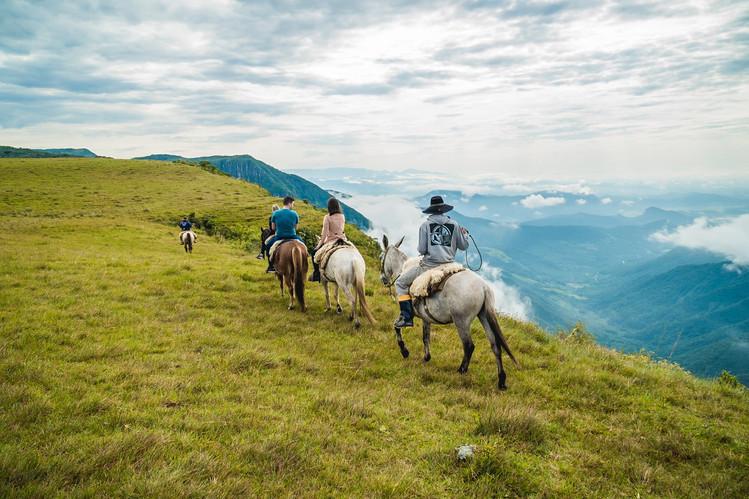 Cavalgada Canyon Pinheirinho