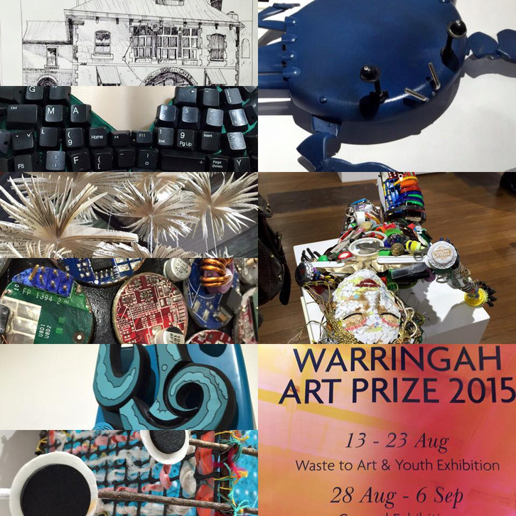 Increased the financial prizes for the Warringah Art prize to support our local artists.