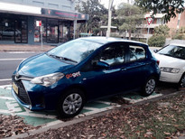 Encouraging car share spaces to reduce congestion on our roads