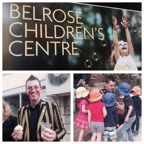 Reburbished Belrose Children's Centre
