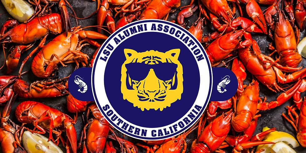 33rd Annual LSU SoCal Alumni Boil: Crawfish-to-Geaux