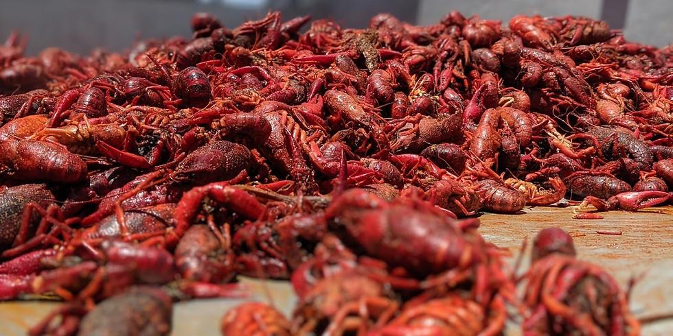 33rd Annual Crawfish Boil