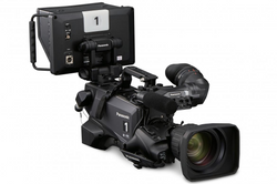 Panasonic 4K Studio Camera