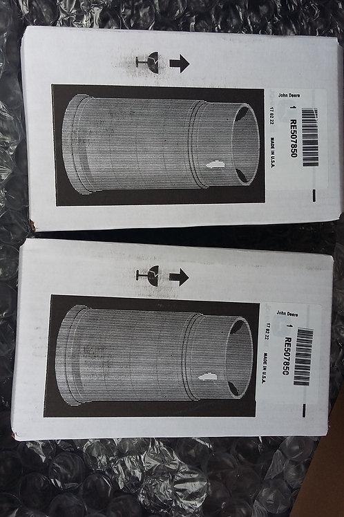 RE507850 Комплект поршня-гильзы