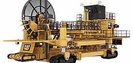 Запасные части для комплекса глубоководной разработки пластов КГРП Caterpillar