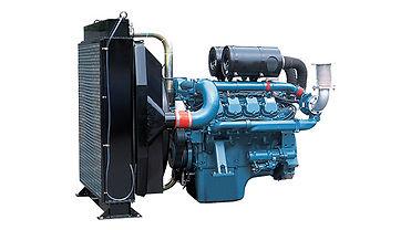 Дизельный двигатель для электростанции Doosan P158LE купить