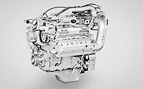 Дизельный двигатель Detroit Diesel Series 93