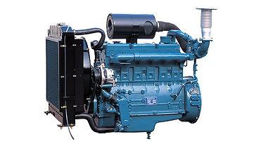 Дизельный двигатель Doosan D1146T купить