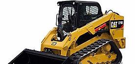 Запасные части для гусеничных мини-погрузчиков Caterpillar