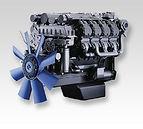 Дизельный двигатель Deutz запчасти
