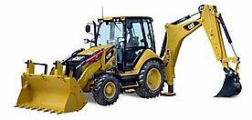 Запасные части для экскаваторов-погрузчиков Caterpillar