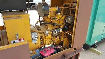 Дизельная электростанция с двигателем John Deere
