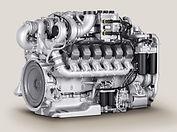 Дизельный двигатель MTU модель 8V2000, 10V2000, 12V2000, 16V2000