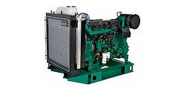 Индустриальный двигатель для электростанции Volvo Penta TAD