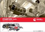 Каталог запасных частей генератора Stamford P0 / P1 скачать
