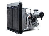 Дизельный промышленный двигатель Perkins серии 2000 запчасти