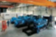 Завод генераторных установок SDMO