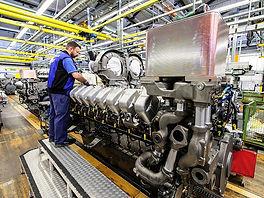 Купить запасные части для MTU двигателей в наличии