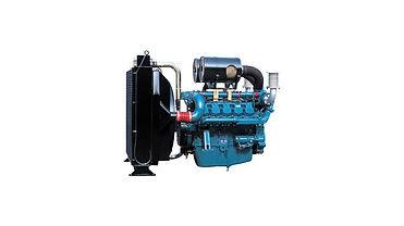 Дизельный двигатель для электростанции Doosan P180LE-1 купить