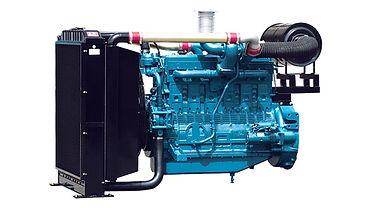 Дизельный двигатель для электростанции Doosan P126TI купить