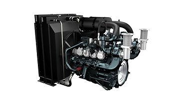 Дизельный двигатель для электростанции Doosan DP158LD купить