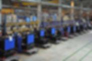 Производство электростанций SDMO