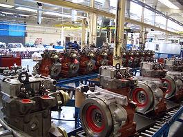 Дизельная электростанция с двигателем Lister Petter