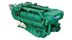 Запчасти для дизельного морского двигателя Doosan купить