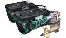 Запчасти и фильтры для двигателя Volvo Penta