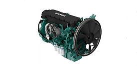 Промышленный двигатель Volvo Penta TAD запчасти