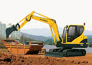Средний экскаватор Hyundai Heavy Industries запчасти