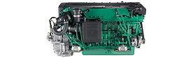 Дизельный двигатель Volvo Penta для бортового использования