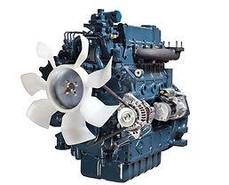 новый двигатель Kubota V3300